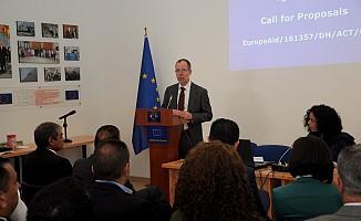 AB'den tarımsal üretime 5 milyon Euro'luk destek