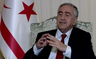 Akıncı: Türkiye'nin ilgi ve desteğini hep yanımızda hissediyoruz...