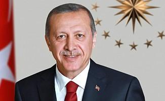 Erdoğan'dan kutlama mesajı...