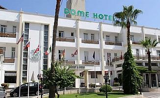 Dome Hotel'in Vakıflara aktardığı kar payı açıklandı