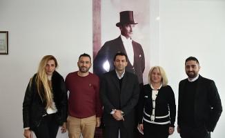 Girne Belediyesi'nden bir heyet, Ankara'da gözlem yaptı.