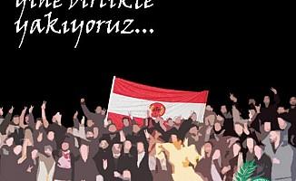 CTP Girne'de Barış Ateşi yakacak