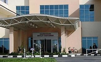 G.Mağusa Hastanesi'ndeki eylemler askıya alındı