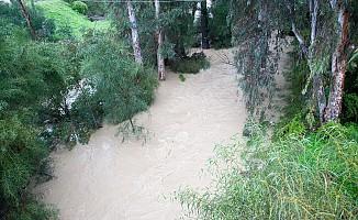 """Harmancı: """"Kanlıdere'deki su seviyesi kritik değil"""""""