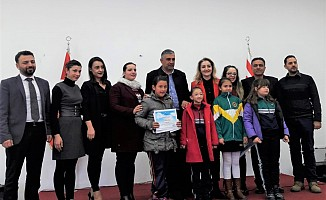 Kompozisyon yarışmasında ödüller verildi
