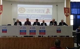 2'nci Balkan Sendikal Forumu Selanik'te yapıldı