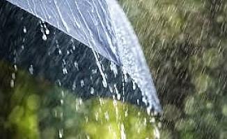 En fazla yağış Mehmetçik'e düştü