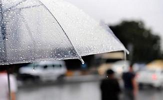 Perşembe gününe kadar yağmur var