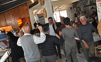 Çatalköy Belediyesi yaşlılara etkinlik düzenledi
