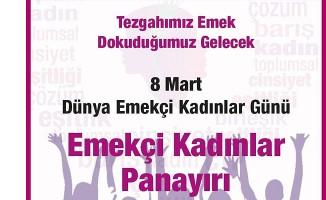"""""""Emekçi Kadınlar Panayırı"""" Girne'de kuruluyor"""