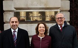 Kayıp Şahıslar Komitesi İngiltere'de....