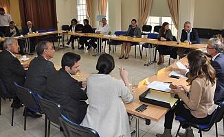 Bazı Kıbrıs Türk ve Rum siyasi partiler biraraya geldi