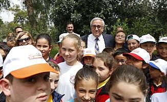 Cumhurbaşkanlığı'nda Çocuk Çalıştayı düzenlendi