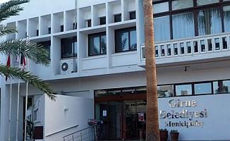 Girne Belediyesi turizm şölenine tepkili...