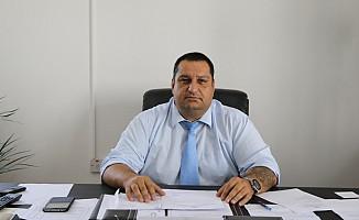 Halil Talaykurt görevden alındı