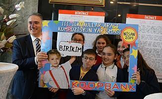Koopbank Kompozisyon Yarışması Ödülleri Sahiplerini Buldu