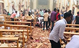 Sri Lanka'da ölü sayısı 185'e yükseldi!