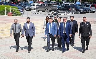 YDP, Polis Genel Müdürü'nü ziyaret etti