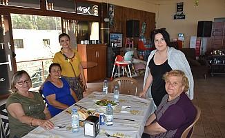 Girne Belediyesi üyelerine gezi düzenledi...