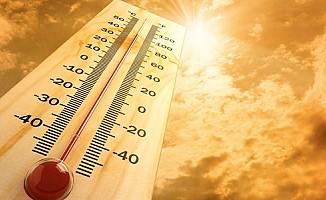 Hava sıcaklığı 39'a kadar çıkacak...