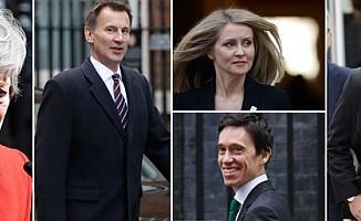 İngiltere'de yeni Başbakan kim olacak?