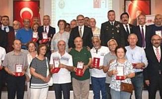 Kıbrıs gazilerine 81 ilde eş zamanlı madalya verildi