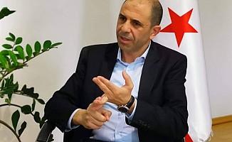 Özersay, Rusya Büyükelçisi ile Doğu Akdeniz'deki hareketliliği görüştü...