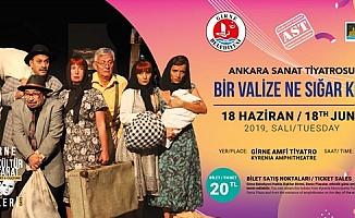 9. Girne Kültür Sanat Günleri başlıyor