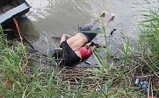 ABD-MEKSİKA Sınırında mülteci dramı