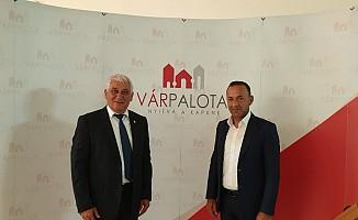 Belediyeler Birliği Heyeti Macaristan'da konferansa katıldı..