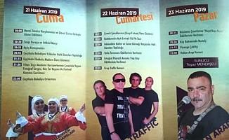 Çınarlı Kültür ve Sanat Festivali 21 Haziran'da