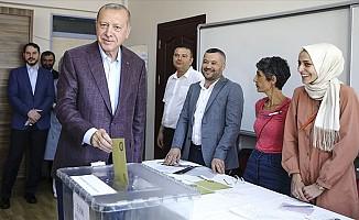 Erdoğan seçimi değerlendirdi...