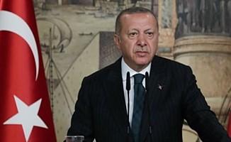 Erdoğan: Yavuz, Türkiye'nin kararlılığının en net ifadesidir