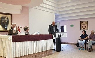 Güngördü, Ankara'da çalıştaya katıldı...