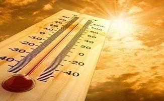 Hava sıcaklıkları arttı...