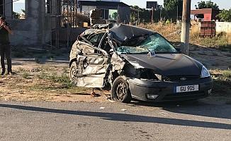 Ötüken'de ölümlü kaza!
