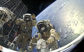 Rus kozmonotlar  sperm örneği vermeyi reddediyor