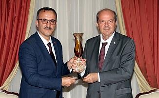 """Tatar: """"Bizi Türkiye'den kimse koparamaz"""""""