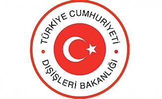 TC Dışişleri Bakanlığı'ndan Kıbrıs Bildirisine Tepki!