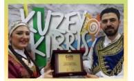 KKTC'ye en iyi stant ödülü