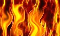 Mehmetçik'te yangın