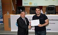 Siber Güvenlik Konferansı'na katılanlar sertifikalarını aldı