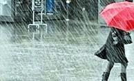 Yarın kısa süreli yağmur bekleniyor