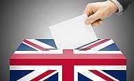 Birleşik Krallık'ta oyların tamamı sayıldı.