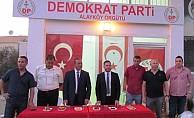 Demokrat Parti Alayköy'ü ziyaret etti