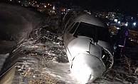 KKTC#039;ye gelecek olan özel jet düştü!