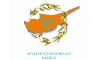 MDP'den Türkmenlere destek mesajı
