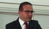 Tarım Bakanı Şahali trafik kazası geçirdi.