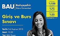 BAU giriş sınavı 5-6 Haziran'da