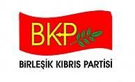 BKP'den hükümete eleştiriler...